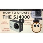 Wie führe ich ein Update der SJ4000 durch? Kann ich da etwas falsch machen?