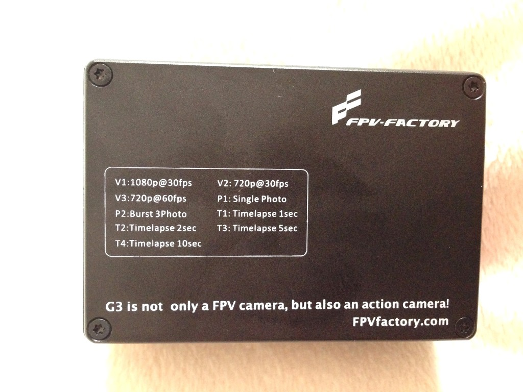 FPV FACTORY G3 1