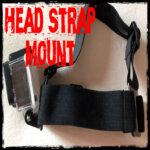 Kopfband für die SJ4000 (Head Strap Mount)