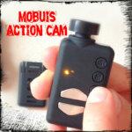 Mobius Action Cam mit Weitwinkelobjektiv