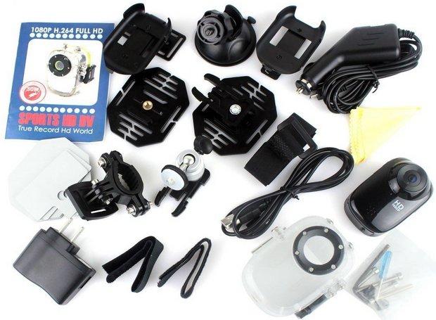 SJ1000 accessories