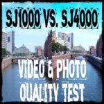 SJ1000 vs. SJ4000 WIFI – Vergleich der Bildqualität