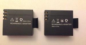 SJ4000 Battery Back