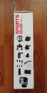 SJ4000 Original Not branded Left