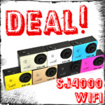 SJ4000 WIFI Top Deal!