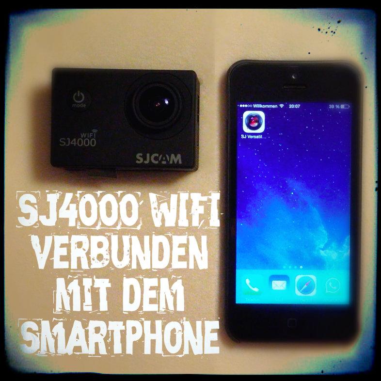 Verhüten Mit Dem Smartphone: Die SJ4000 WIFI Mit Dem Smartphone Verbinden Und Nutzen