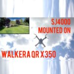 Walkera QR X350 mit der SJ4000 – Der erste Flug