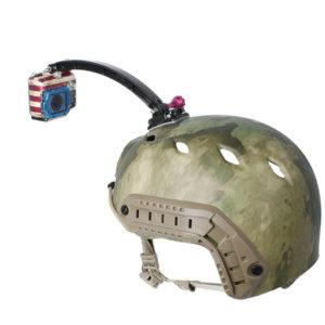 helm arm mount