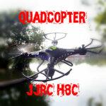 JJRC H8C – Großer Quadcopter für schmales Budget