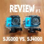 SJ6000 Review #1 – Äußerlicher Vergleich zur SJ4000