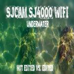 SJ4000 WIFI unter Wasser – Filter nutzen oder Video bearbeiten?