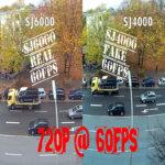 SJ6000 Review #6 – Endlich! Echte 60fps bei 720p