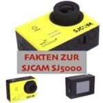 SJCAM SJ5000 in drei Ausführungen und neuem Sensor