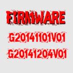 Neue Hardware, Neue Firmware – G20141101V01 / G20141204V01