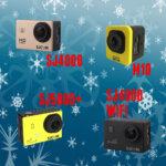 SJ4000 oder SJ5000 kaufen? Oder doch eine GoPro?