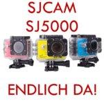SJCAM SJ5000 [WIFI / Plus +] bestellen!