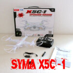 SYMA X5C-1 – Rasant durch die Lüfte