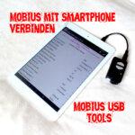 Einstellungen der Mobius per Smartphone ändern
