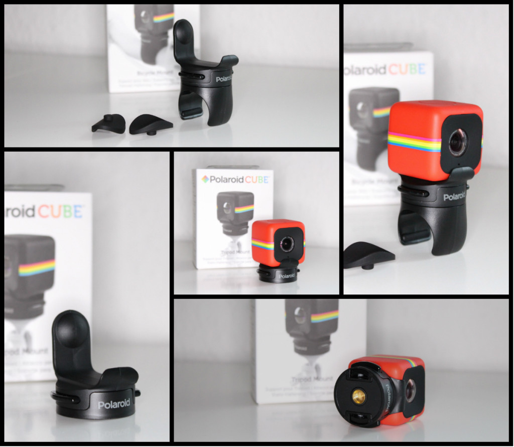 Polaroid Cube Bike Tripod Mount