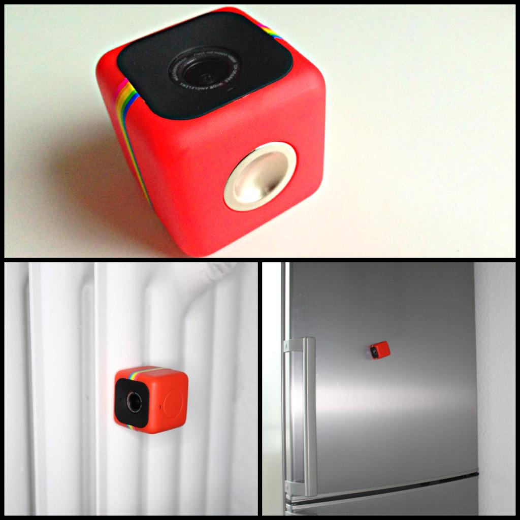 Polaroid Cube Magnet