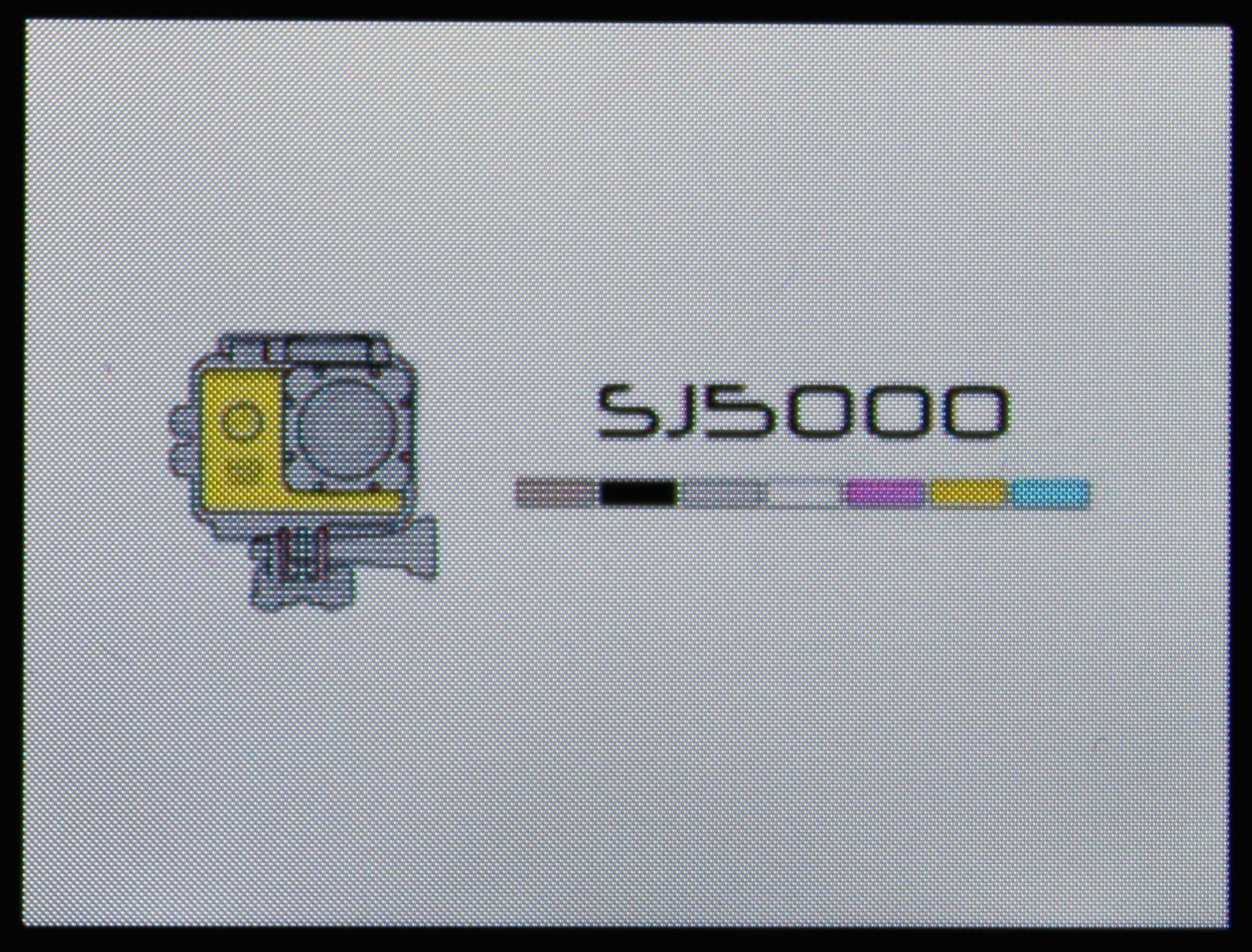 SJ5000+ Menu