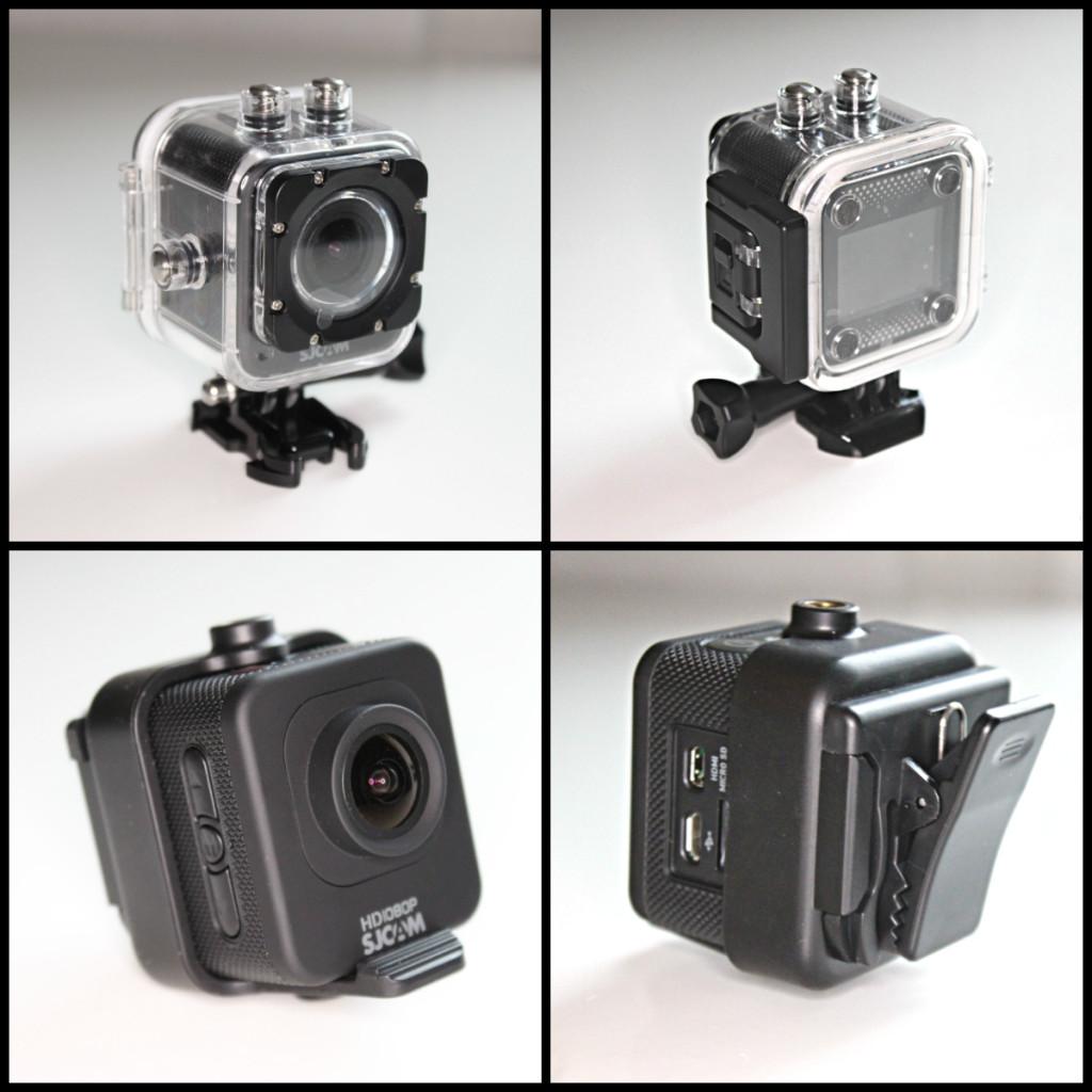 SJCAM M10 Case Clip Frame