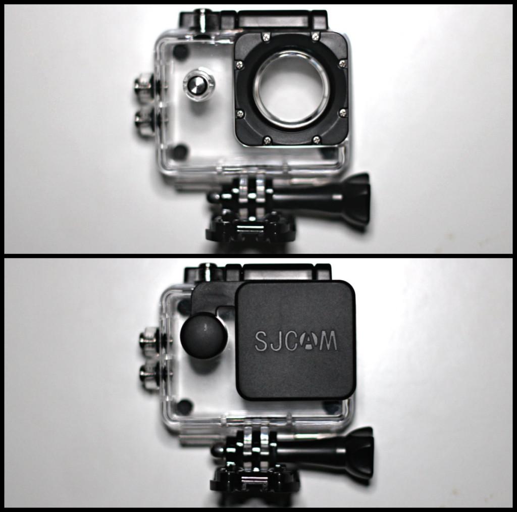 Objektiv Deckel SJ4000 MM