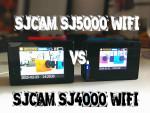SJCAM SJ5000 WIFI vs. SJCAM SJ4000 WIFI – 1080p bei Tag und Nacht