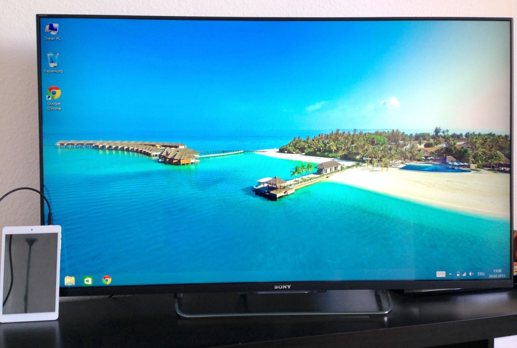 Teclast X80h TV Win