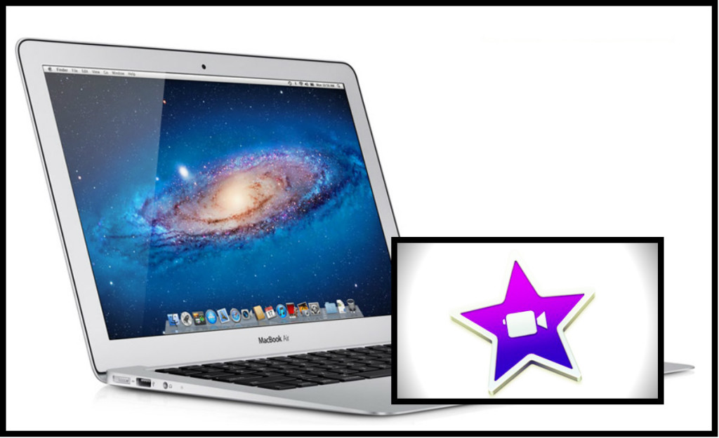 MacBook Air iMovie