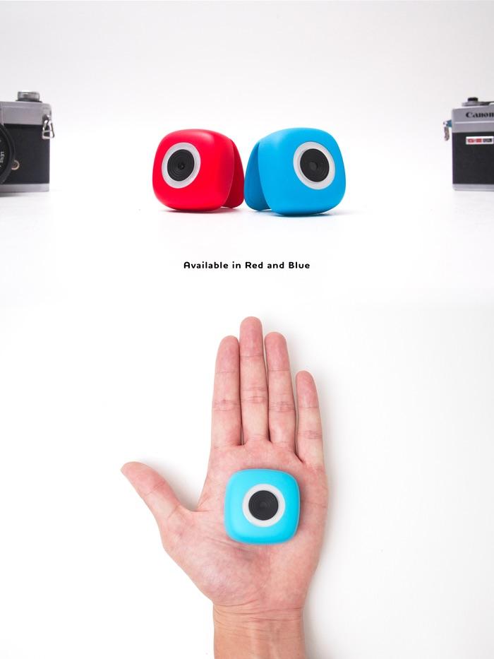 Podo red blue mm