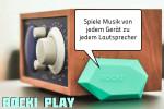 ROCKI Play – Update für Deine Lautsprecher