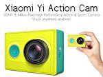 Xiaomi Yi – Konkurrenz für GoPro und Co.