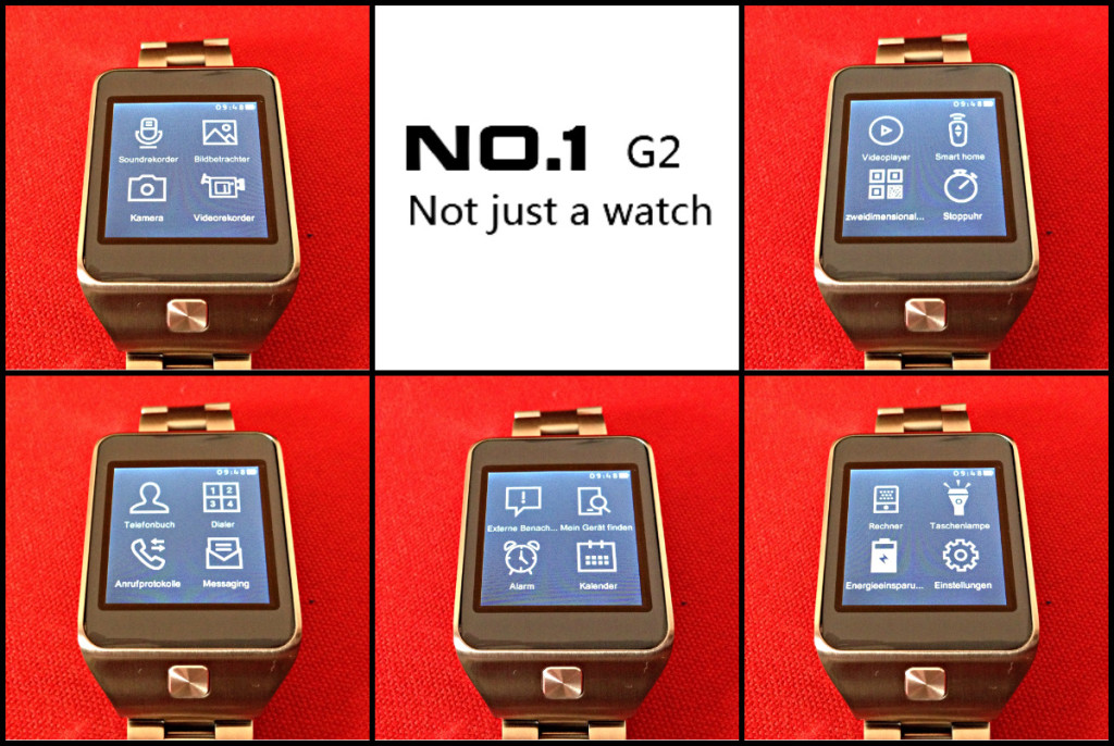 No. 1 G2 Smartwatch