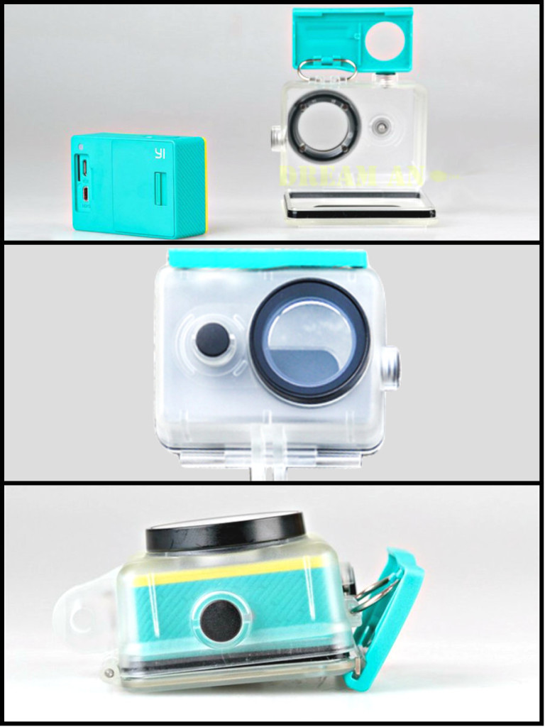 Xiaomi Yi Waterproof housing Case