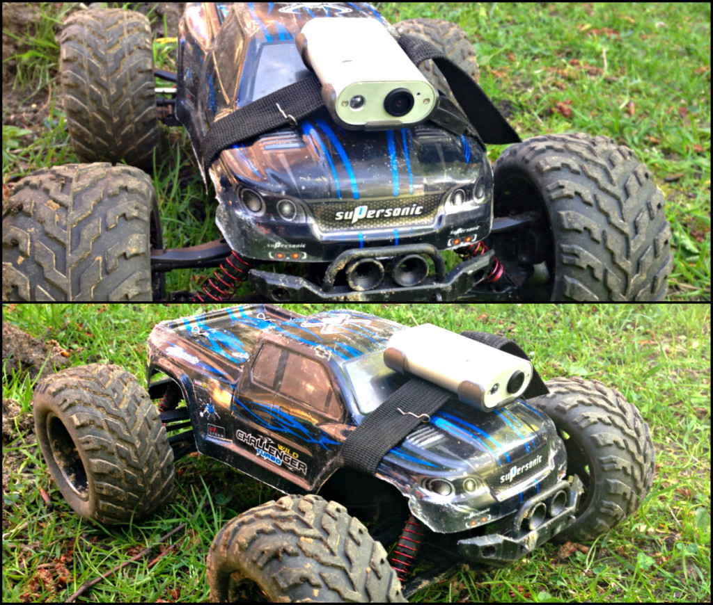 Foxx S911 Monstertruck Cam MMonkey
