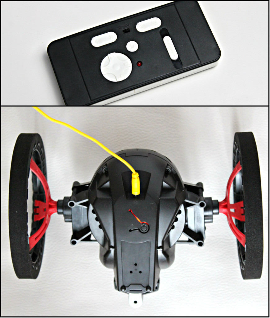 Sumo TL80 Parrot Jumping Robot MMonkey