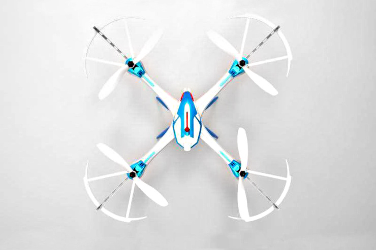 Tarantula Quadcopter MMonkey