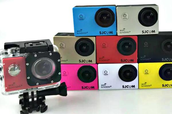 SJCAM SJ4000+ Plus Color MMonkey