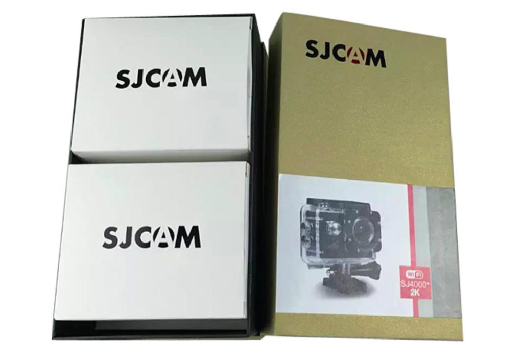 SJCAM SJ4000+ Plus Pakage MMonkey
