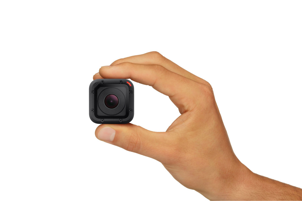 GoPro Hero4 Session Cube MMonkey
