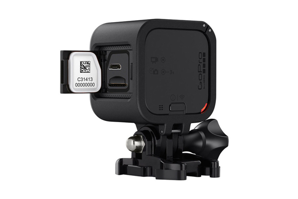 GoPro Hero4 Session USB SD MMonkey