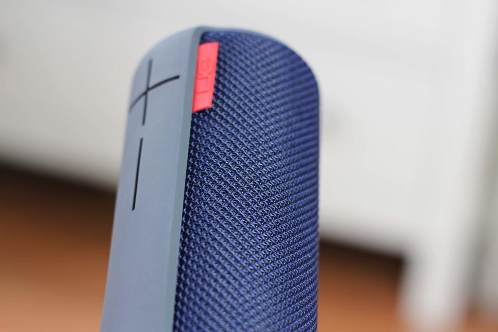 Logitech UE BOOM Ultimate Ears Box Speaker Mesh Lautsprecher Waterproof MMonkey