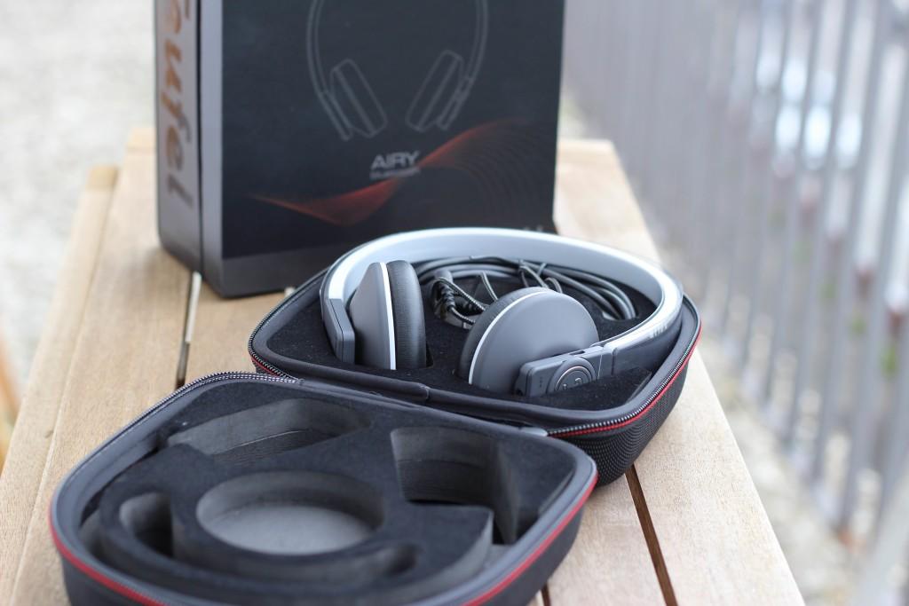 Teufel AIRY Bluetooth Kopfhörer Inhalt MMonkey
