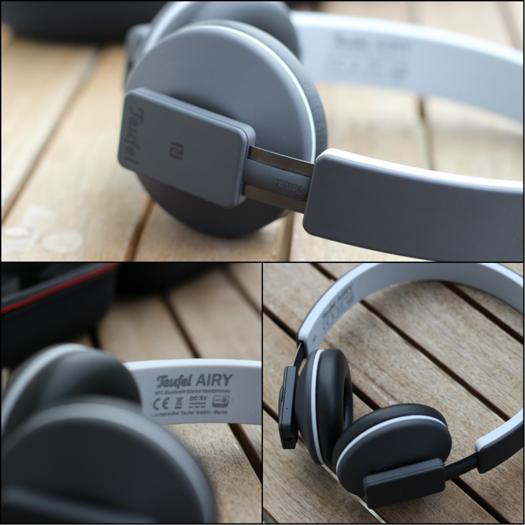 Teufel AIRY Bluetooth Kopfhörer Bügel MMonkey