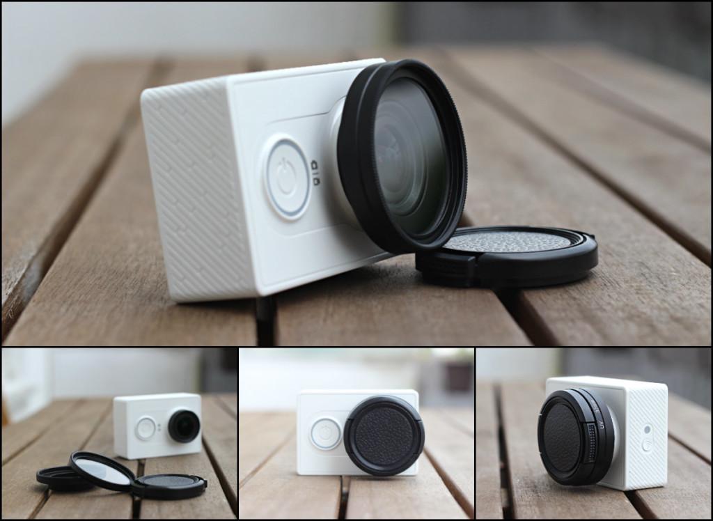 Xiaomi Yi Lens Linse Adapter MMonkey