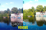 SJCAM SJ4000+ (Plus) vs. SJ5000+ (Plus) & SJ4000 WIFI