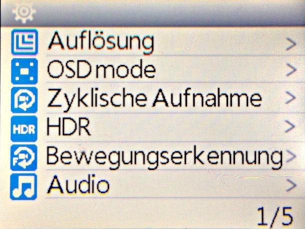 SJCAM SJ5000 WIFI Anleitung 3
