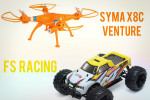Quadcopter oder RC Truck? Action Cams in Bewegung