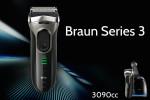 Braun Series 3 3090cc mit Reinigungsstation